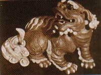 Pekes were originally bred to resemble the Buddhist lion and were called Foo dogs.