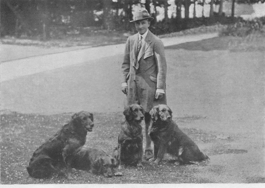 History Of Crufts Dog Show