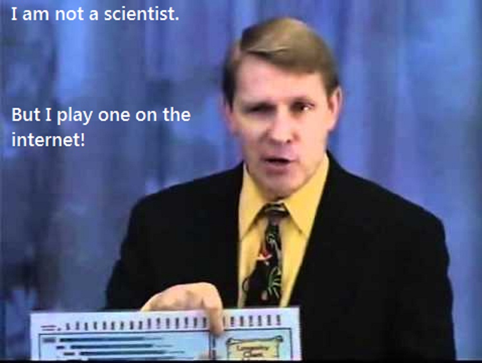 Young-earth creationist Kent Hovind's doctoral dissertation - WikiLeaks