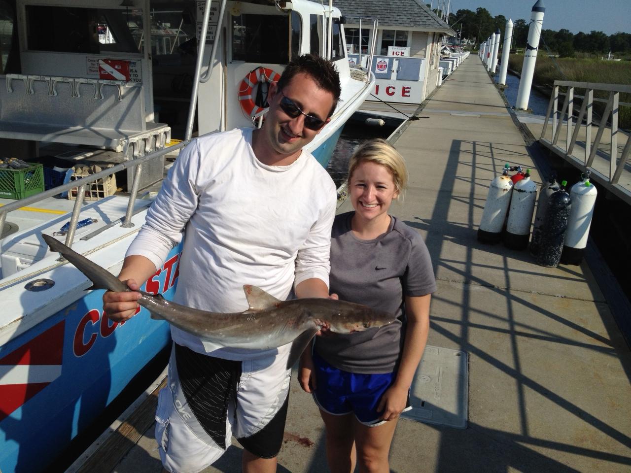 Shark Attack Myrtle Beach August