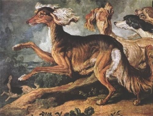 persian greyhounds james ward