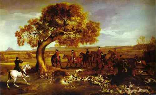 the grosvenor hunt