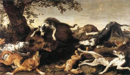 snynders boar hunt dalmatian