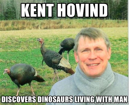 kent hovind living dinosaurs