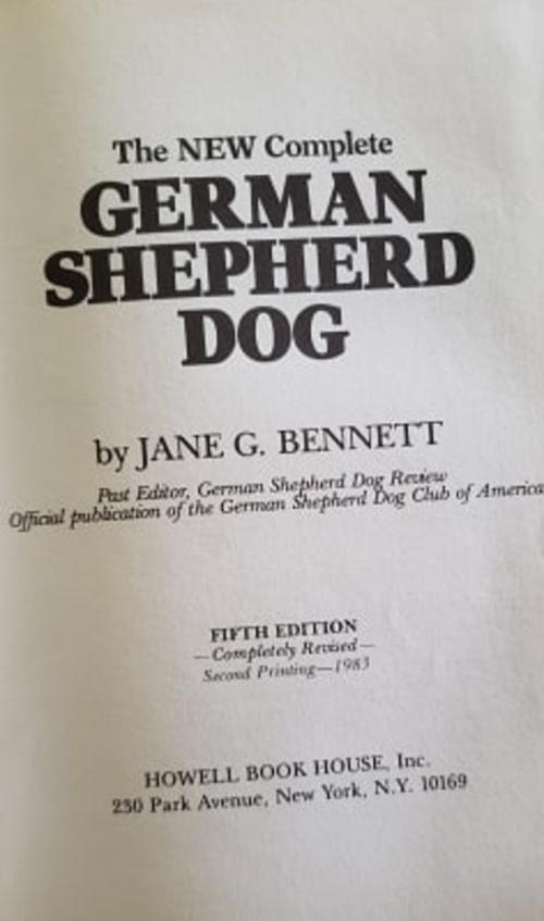Jane Bennett bool